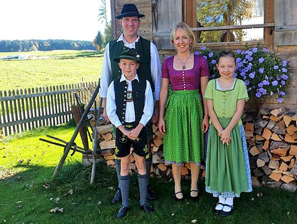 Bild Familie Schwaighofer