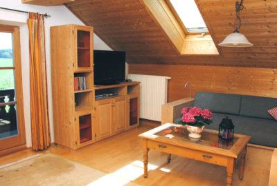 Bild Fewo Woidhauserhof Wohnzimmer